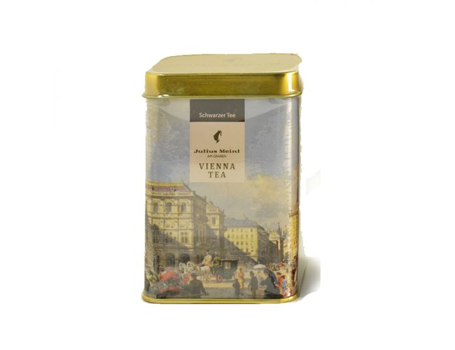 Vienna opera house tin - loose black tea - 125g