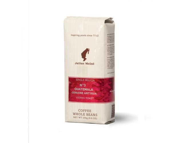 No 3 Guatemala Genuine Antigua - beans 250g