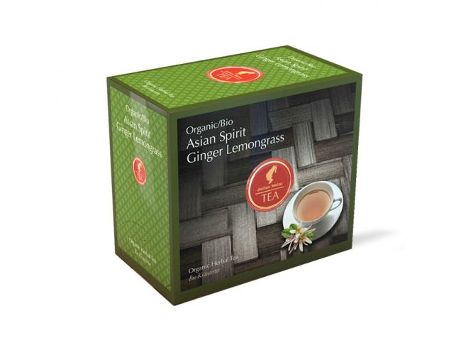 Asian Spirit Ginger Lemongrass - 20 tea bags
