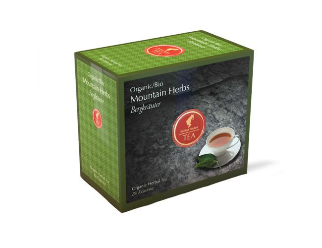 Organic Mountain Herbs - 20 tea bags