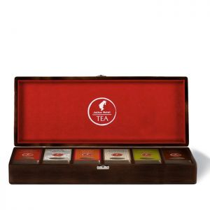 Julius Meinl Wooden Tea Box - Big Bags