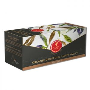 Organic Darjeeling Happy Valley - 20 premium leaf tea bags