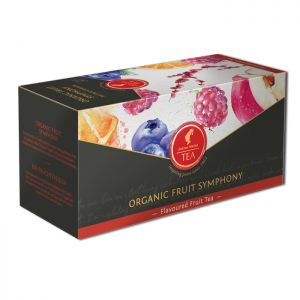 Organic Fruit tea Symphony  - 18 premium leaf tea bags