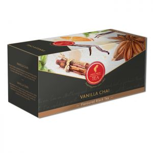 Organic Mixed tea Vanilla Chai - 18 premium leaf tea bags
