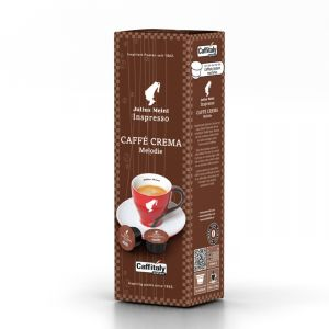 Capsules Cafe Crema Melody - 10 x 8g