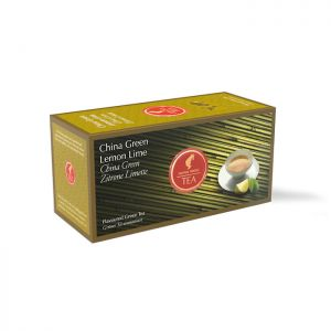 China Green Lemon Lime   - 25 tea bags