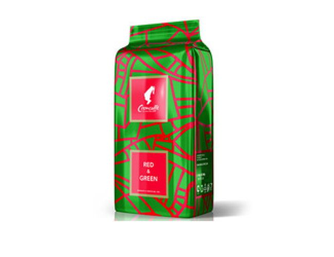 Crem Caffè Red & Green - Bohne 1 kg