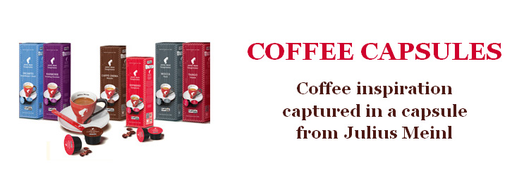 Julius Meinl Capsules