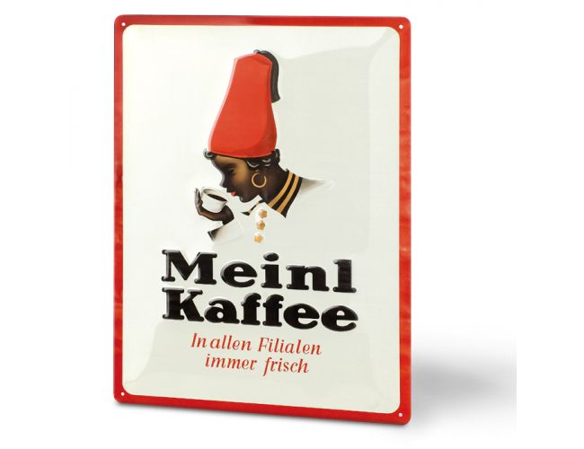 Julius Meinl Retro Metal Sign