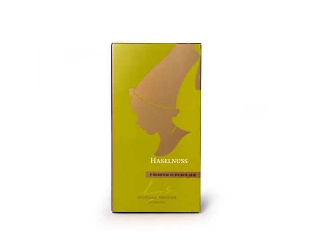 Hazelnut Chocolate - 100g
