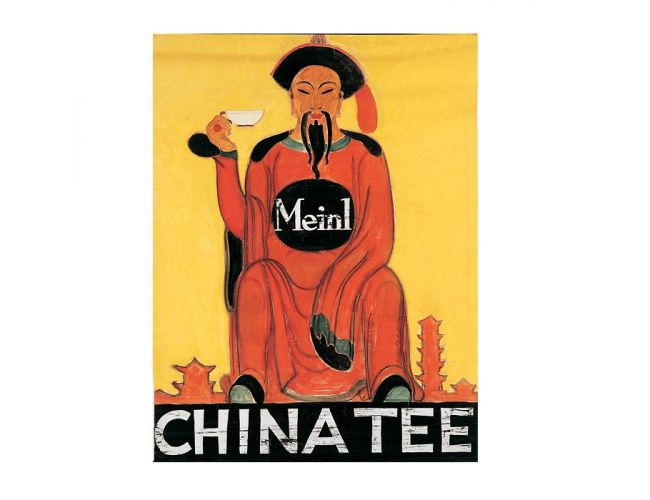 Julius Meinl China Tee Poster