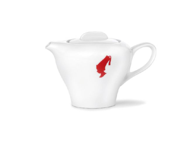 Julius Meinl Logo Tea Pot