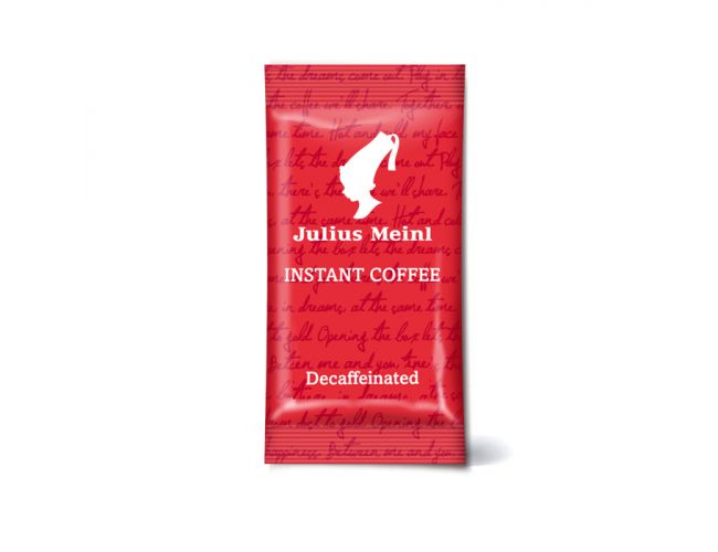Decaf Instant Coffee sticks - 2.5g x 100
