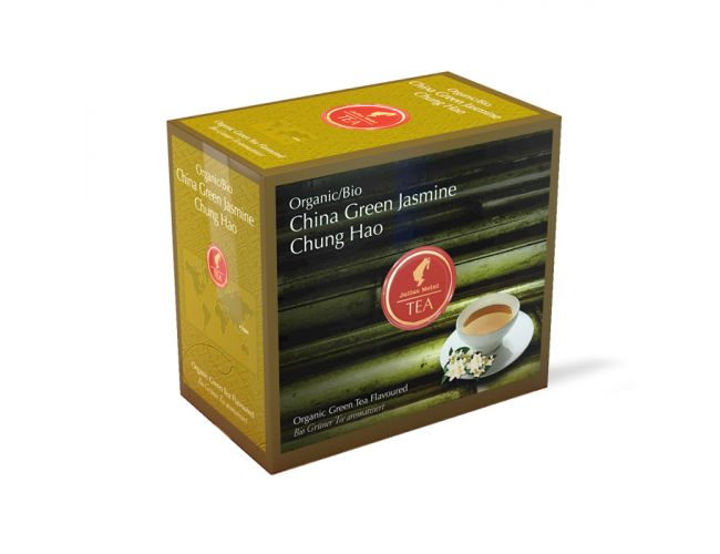 Organic China Green Jasmine - 20 tea bags