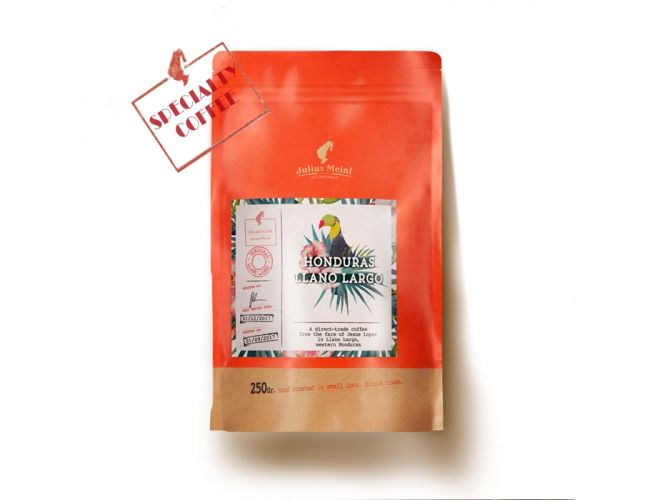 The Originals Honduras Llano Largo - beans 250g