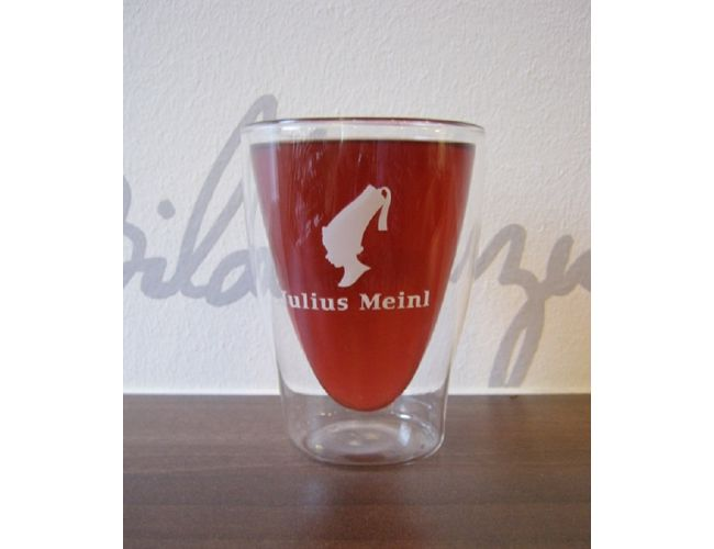 Julius Meinl Thermo double wall glass tumbler