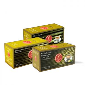 Green Tea Range - 3 x 25 tea bags