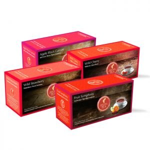 Fruit Tea Range - 4 varieties