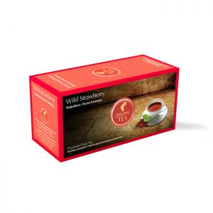 Wild Strawberry - 25 tea bags