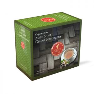 Organic Asian Spirig Ginger Lemongrass - 20 tea bags