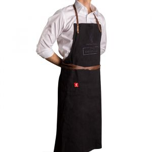 The Originals Barista Apron - Black
