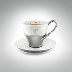 Luxury Collection Silver JM Melange cup