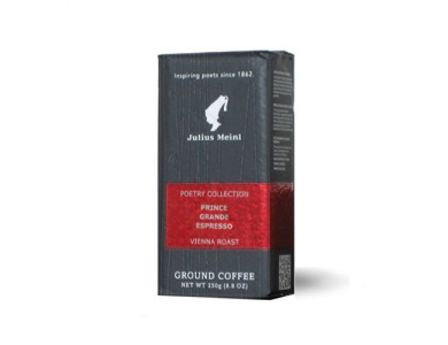 Prince Grande Espresso - ground 250g