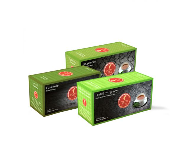 Herbal Tea Range - 3 varieties