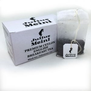 JetSet Aviation Tea Pure Premium Ceylon Blend - 1 case of 200 tea bags (9g each)