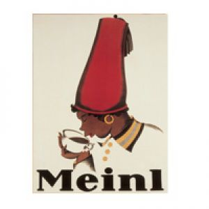Julius Meinl Coffee Boy Poster