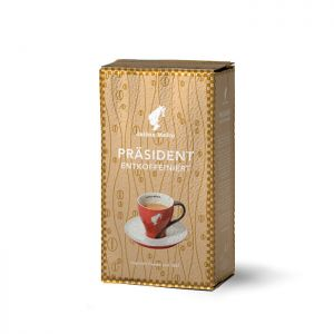 President Decaf - ground 250g