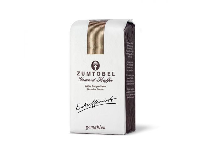 Zumtobel Decaf - ground 500g
