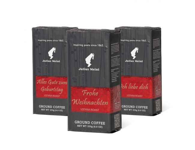 Create Your Personal Gift - Ground Coffee 250g