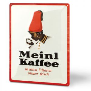 Julius Meinl Retro Metall Schild