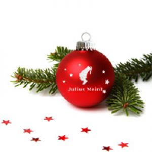 Julius Meinl Christbaumkugel